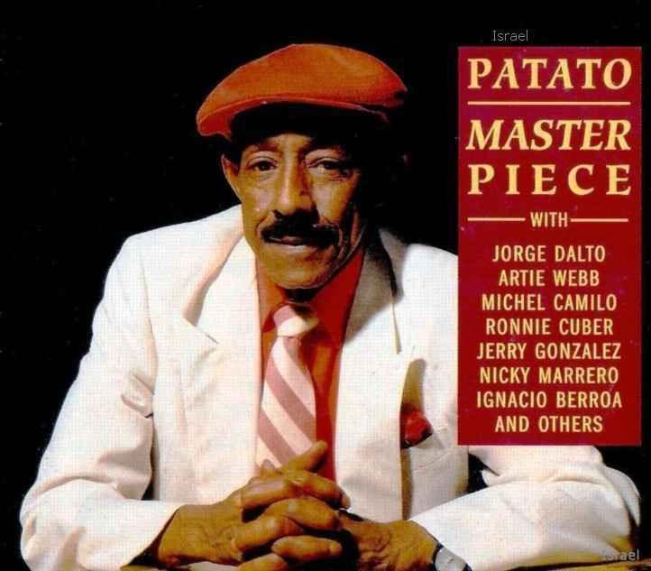 ... toda una época gloriosa de la música latina descanse en paz patato
