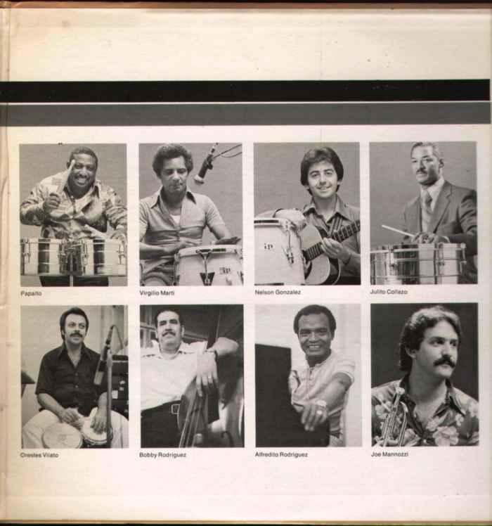 época gloriosa de la música latina descanse en paz patato