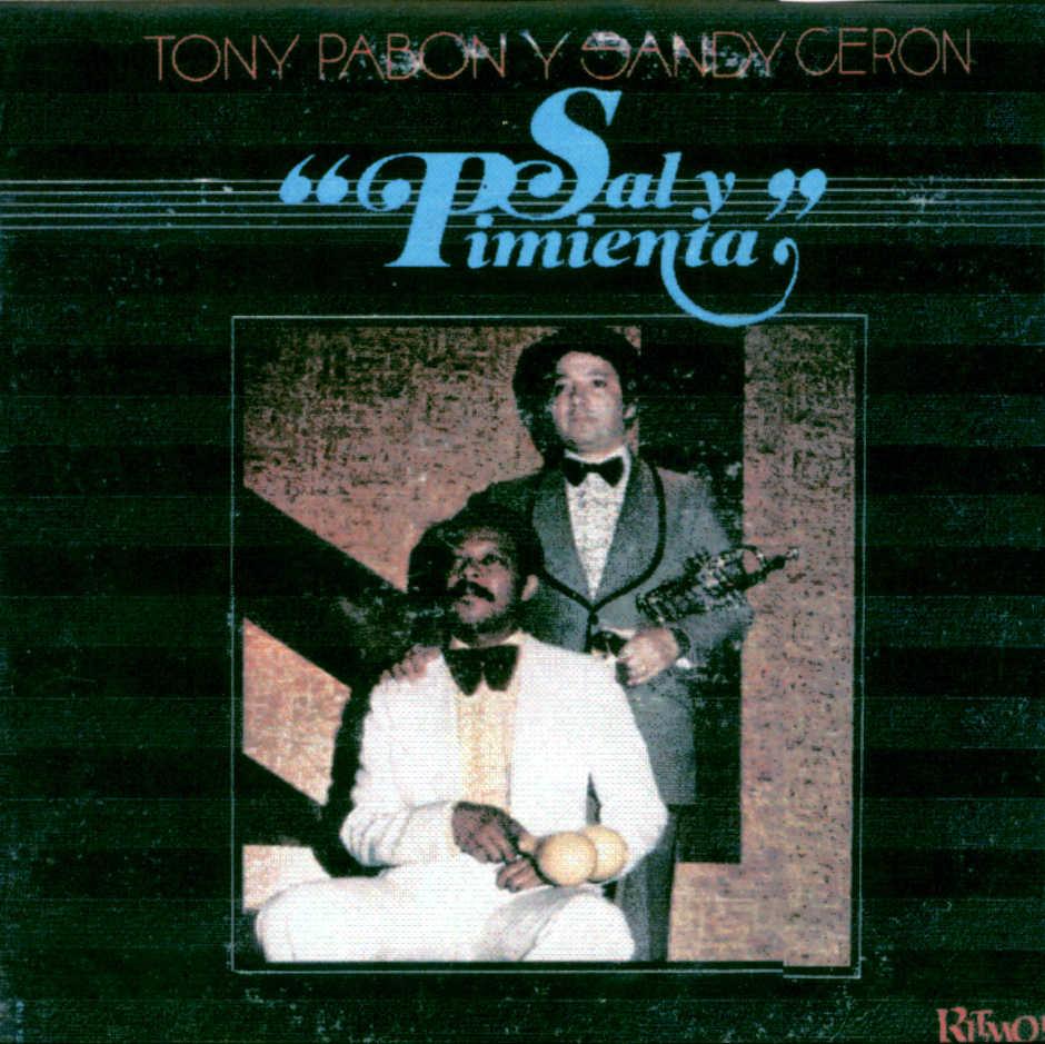 Santiago Ceron y Tony Pabon